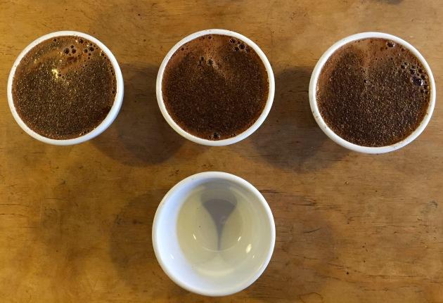 Cata de café @ Carajillo café